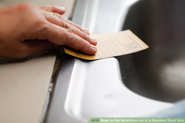 Get Scratches Out Of A Stainless Steel Sink | HOME~ Things We Really Need  To Do!!! | Pinterest | Stainless Steel Sinks, Sinks And Stainless Steel.