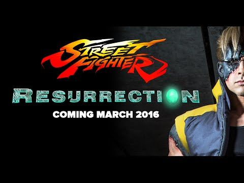 Street Fighter: Resurrection – Coming March 2016! - YouTube