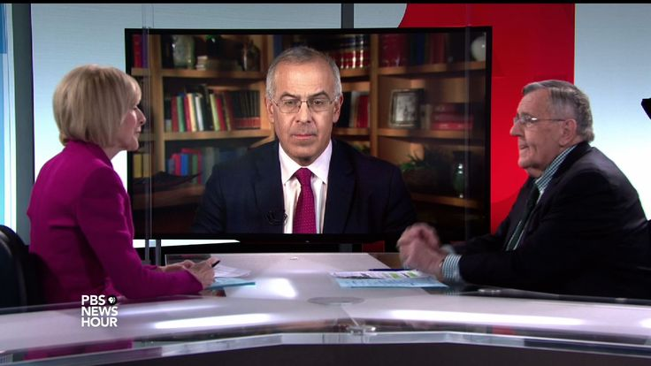 Judy Woodruff joins syndicated columnist Mark Shields and New York Times columnist David Brooks to discuss the week in politics, including takeaways from Thursday's contentious GOP debate, the mainstream Republican revolt against Donald Trump, Sen. Bernie Sanders' chances to upset the Democratic race and the fallout from the FBI's investigation of Hillary Clinton's email server.
