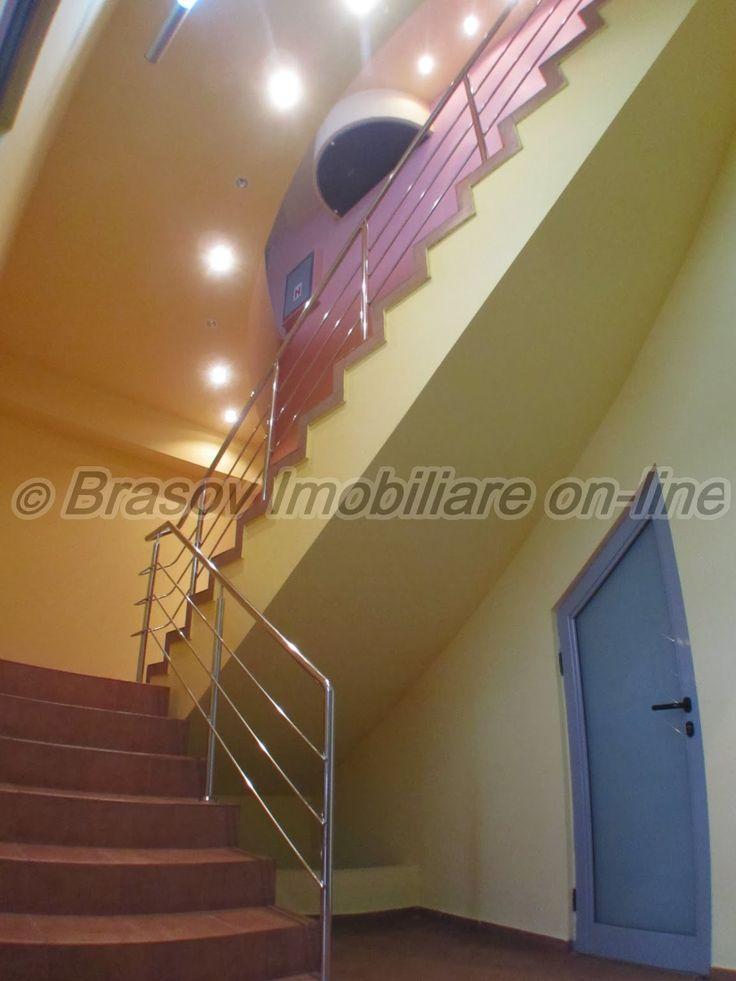 Braşov Imobiliare : Centrul Civic, spatiu de birouri 144 mp, amenajat ...