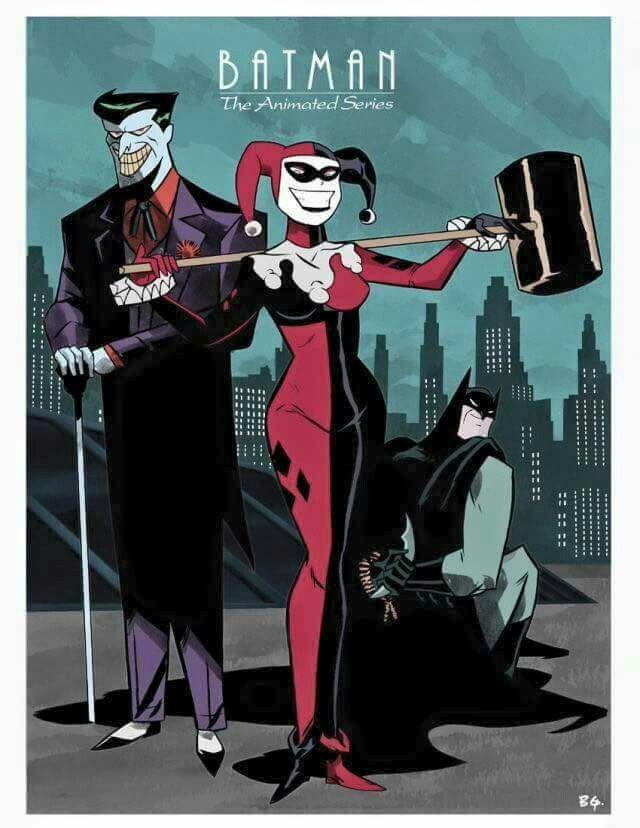 Batman serie animada                                                       …