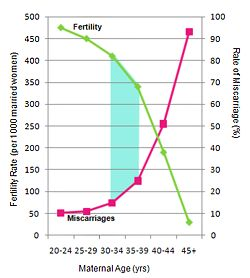 Treatment Success Rates by Age | Shady Grove Fertility Center
