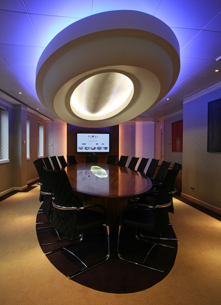 #Boardrooms designed to impress ... www.pixelprojects.co.uk