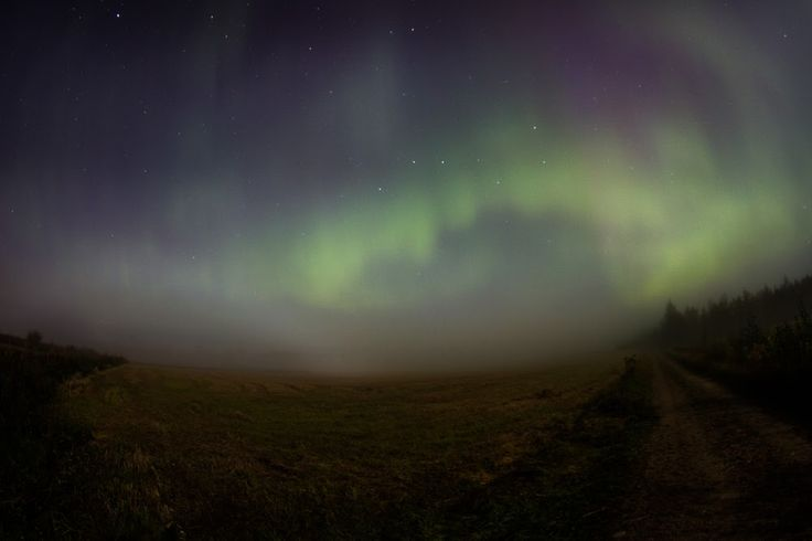 Aurora Borealis, Western Finland, by Heikki Rantala