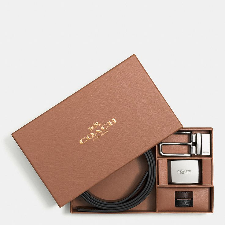 Boxed Cut-To-Size Reversible Belt