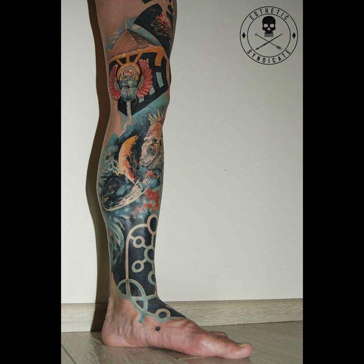 27 Leg Sleeve Tattoo Designs Ideas: 17 Best Ideas About Leg Sleeve Tattoos On Pinterest