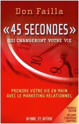 45 secondes don failla job passion