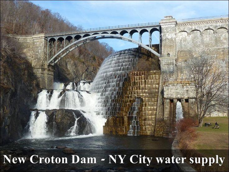 Croton Dam - NY City
