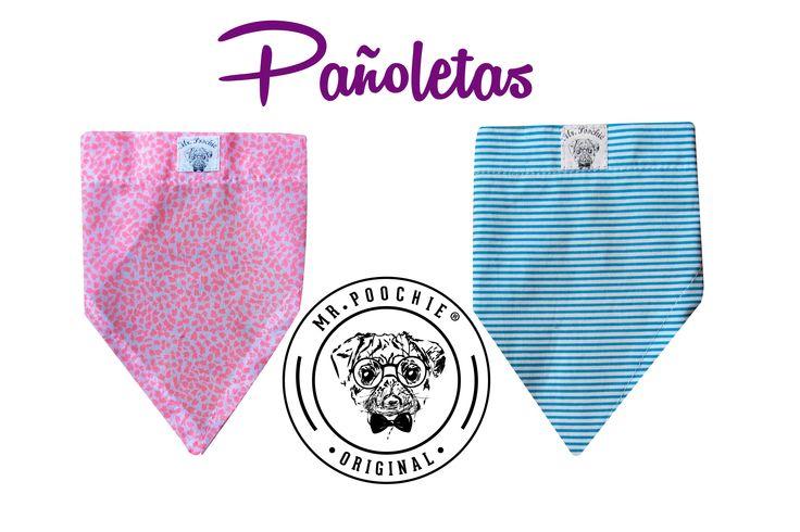 Pañoletas Para tu mascota