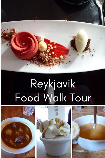 The Reykjavik Food Walk Tour Iceland | The Diary Of A Jewellery Lover. This food walk tour of the capital city of Iceland was full of delicious food including traditional lamb soup, seafood soup, Skyr and much more