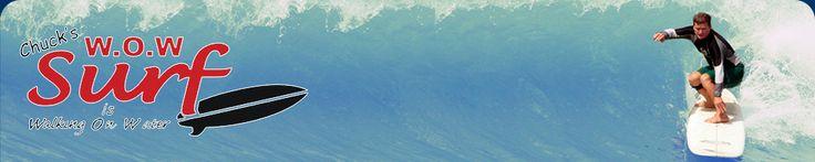 Surf Shop | Chuck's WOW Surf - Playa Jaco - Costa Rica