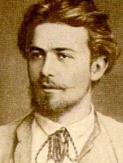 Anton Chekhov http://en.wikipedia.org/wiki/Anton_Chekhov