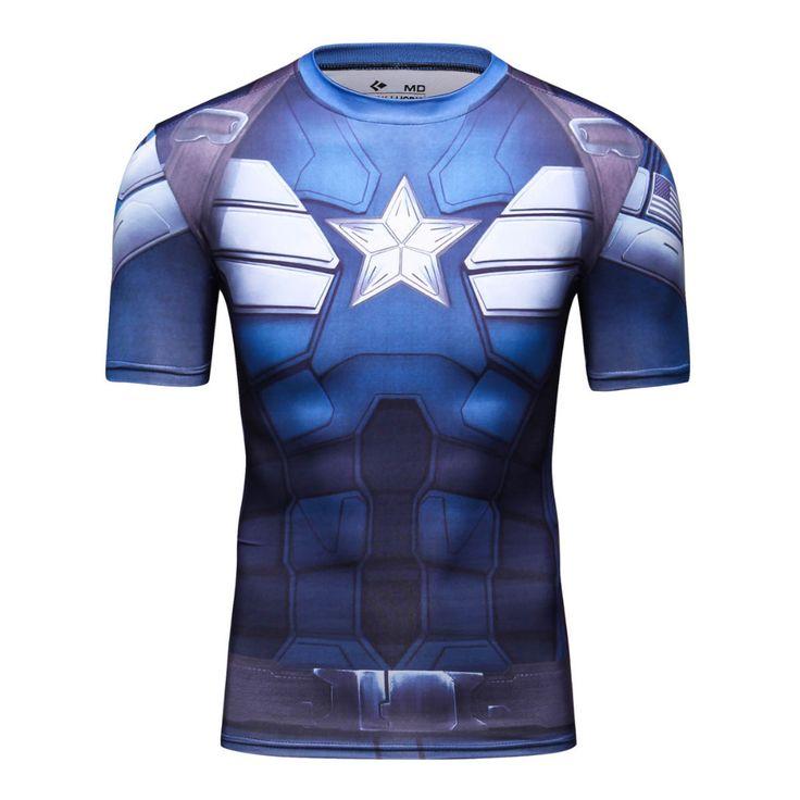 SuperHeros 3D Printed T-shirts  $16.9 and FREE shipping  Get it here --> https://www.herouni.com/product/superheros-3d-printed-t-shirts/  #superhero #geek #geekculture #marvel #dccomics #superman #batman #spiderman #ironman #deadpool #memes