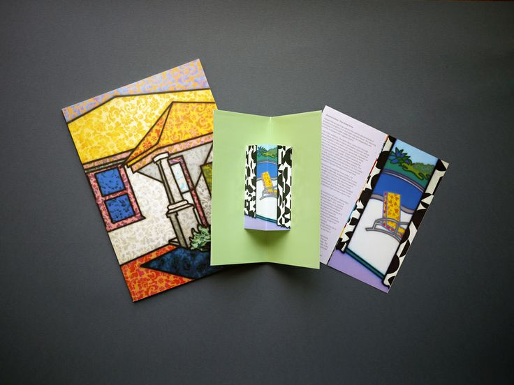 Promotional items for the 48th Venice Biennale - Australian Pavilion, Howard Arkley