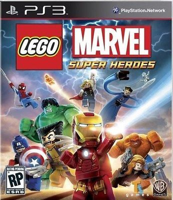 #Playstation 3 ps3 game lego #marvel super heroes #brand new & sealed,  View more on the LINK: http://www.zeppy.io/product/gb/2/371457790334/