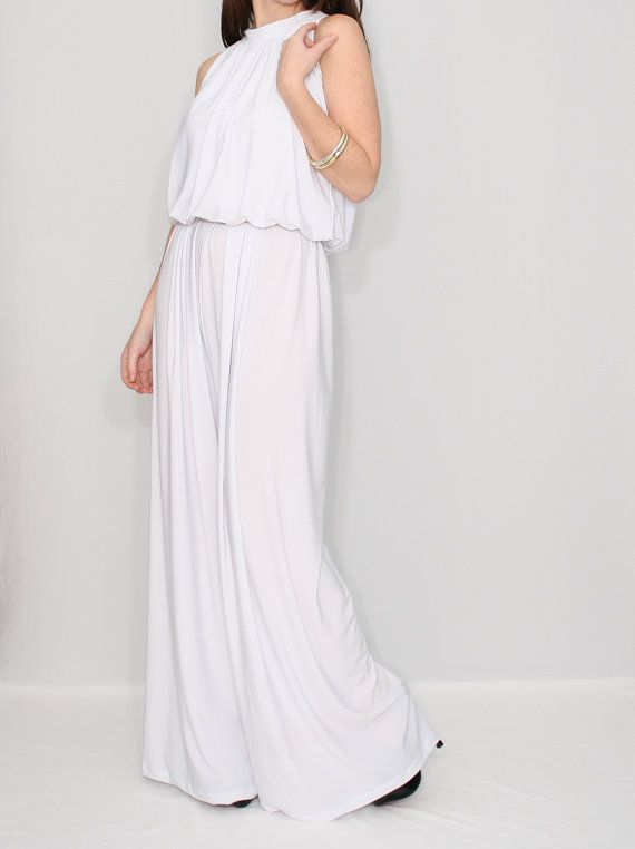 Amazing And Fresh Spring Look With Todays Glam Deal  A Chic White Jumpsuit