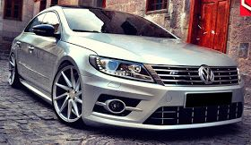 Cars Tuning Music: Volkswagen Passat CC
