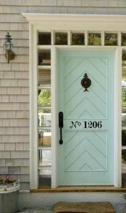 Love this front door!