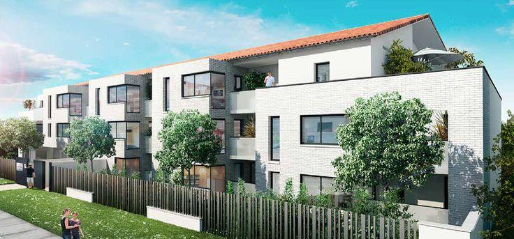 Investir en Loi Pinel à Toulouse.