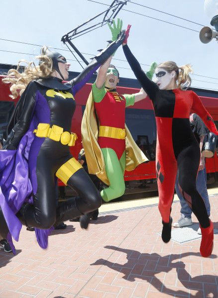 Comic-Con cosplay: Costumed role-players become temporary superstars | Hero Complex – movies, comics, pop culture – Los Angeles Times
