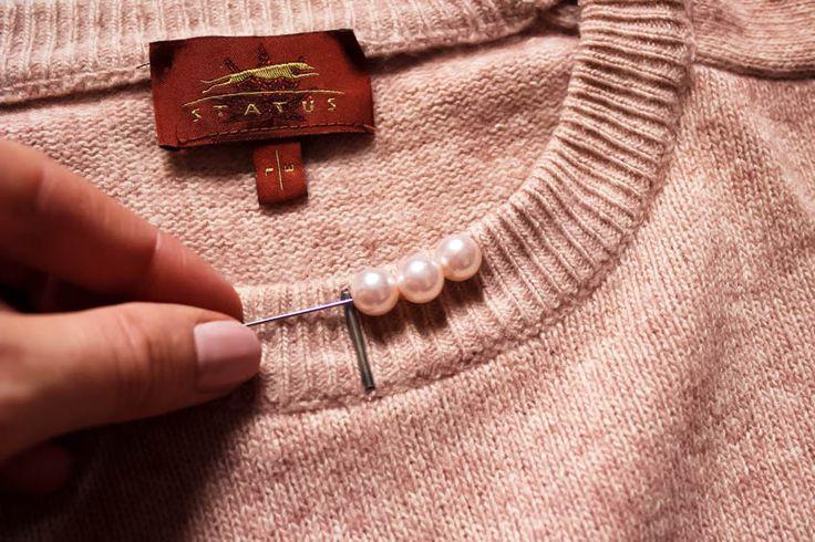 DIY customiser un pull                                                                                                                                                                                 Plus