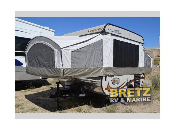 Get most affordable deals on Used 2014 Coachmen Viking Camping Trailers 1906 Epic Folding camper by Bretz RV in Idaho. It's available in good condition. All feature options available with new technology. Camping is made easy in this 1906 Epic Series camping trailer by Viking RV. camping equipment, and more. If you looking for more details, then click to log on at: http://goo.gl/eYvAMt