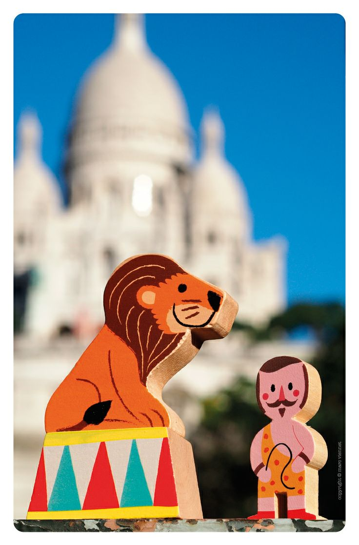 Montmartre Circus...