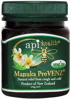 Propolis Manuka VENZ Honey - Api Health - 250g | Shop New Zealand
