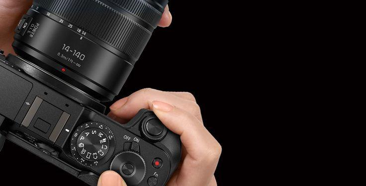 LUMIX GX8 (DSLM) Camera