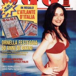 OGGI #25 1993  |  Старые новые обложки журналов с Орнеллой Мути | Орнелла Мути (Ornella Muti)