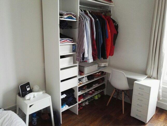 les 25 meilleures id es de la cat gorie dressing brico depot sur pinterest mise en page de. Black Bedroom Furniture Sets. Home Design Ideas
