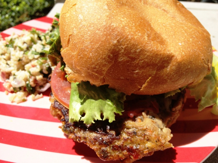 how to make juicy burgers at home
