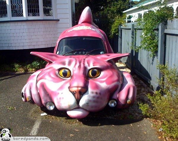 Ahahaha, this one looks amazing. one of our favourite actually. Imagine a car share with this one on blablacar.com?