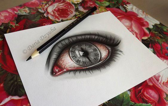 Watching you by ~DariaDzyuba