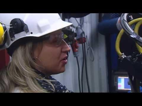 Mitt yrke - Sveise-ingeniør - YouTube