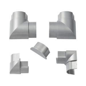 D-Line ABS Plastic Silver Metallic-Effect Value D-Line ABS Plastic Silver Metallic-Effect Value Pack (W)50mm Pack of 5.This pack contains 5 silver metallic-effect 1/2 round-shaped value packs which are suitable for use with 50x25mm 1/2 round trunki http://www.MightGet.com/april-2017-1/d-line-abs-plastic-silver-metallic-effect-value.asp