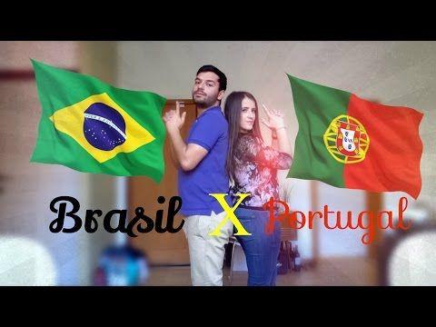 Brasil vs Portugal : Quem sabe mais? - YouTube