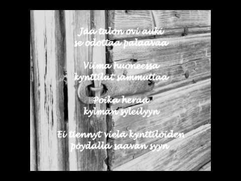 Timo Rautiainen & Trio Niskalaukaus - Jäähyväiset
