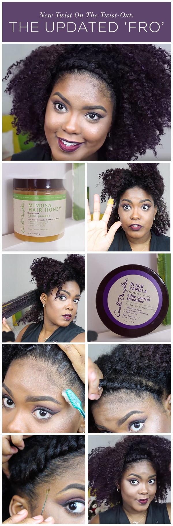 Natural Hair | The Updated 'Fro