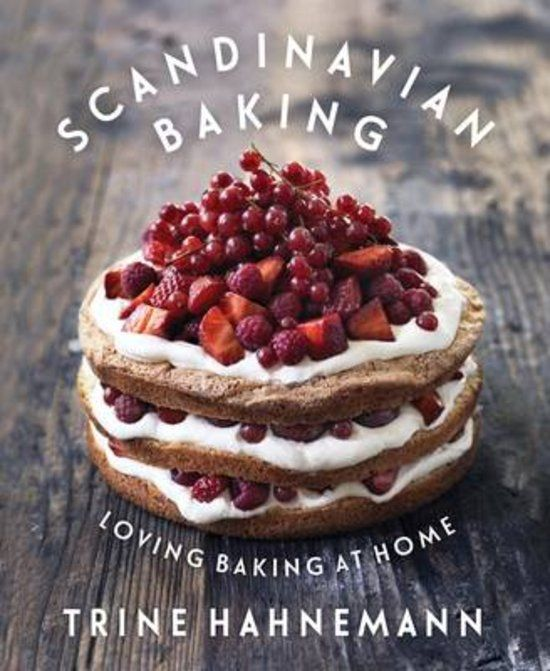 Scandinavian Baking - Loving Baking at Home / Trine Hahnemann ... Cakes abound, with every kind of Danish pastry you could ever wish for, a cookie for every occasion, mouthwatering layer cakes, coffee cakes, cream buns plus snippets of baking history, so you can learn all you need to know about Scandinavian baking.