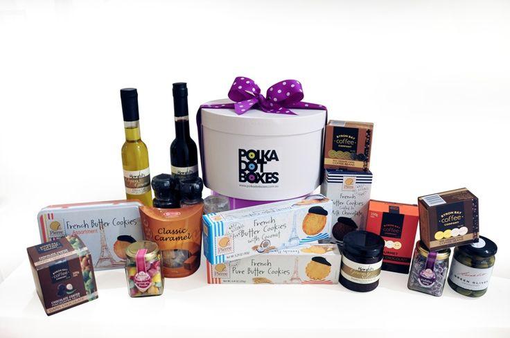 Gourmet Delights Gift Hamper - Delivery Australia-wide