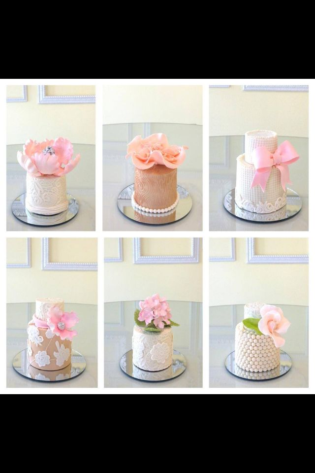 48 Best Images About Marys Dinner Tin Can Mini Cakes On Pinterest