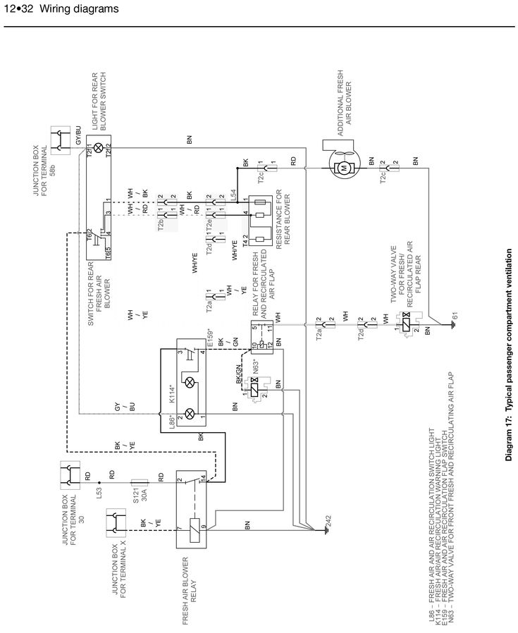 20 Good Haynes Wiring Diagram Legend Ideas  With Images