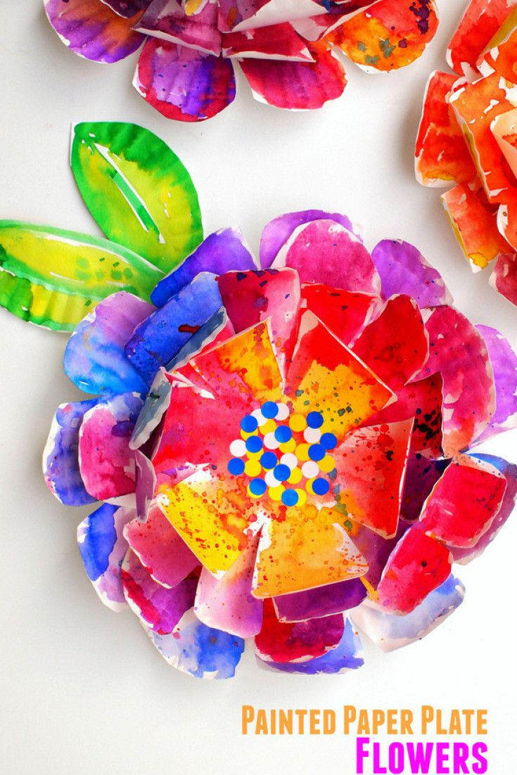 Spring Crafts: 10 Bright Crafts For Dreary Winter Days