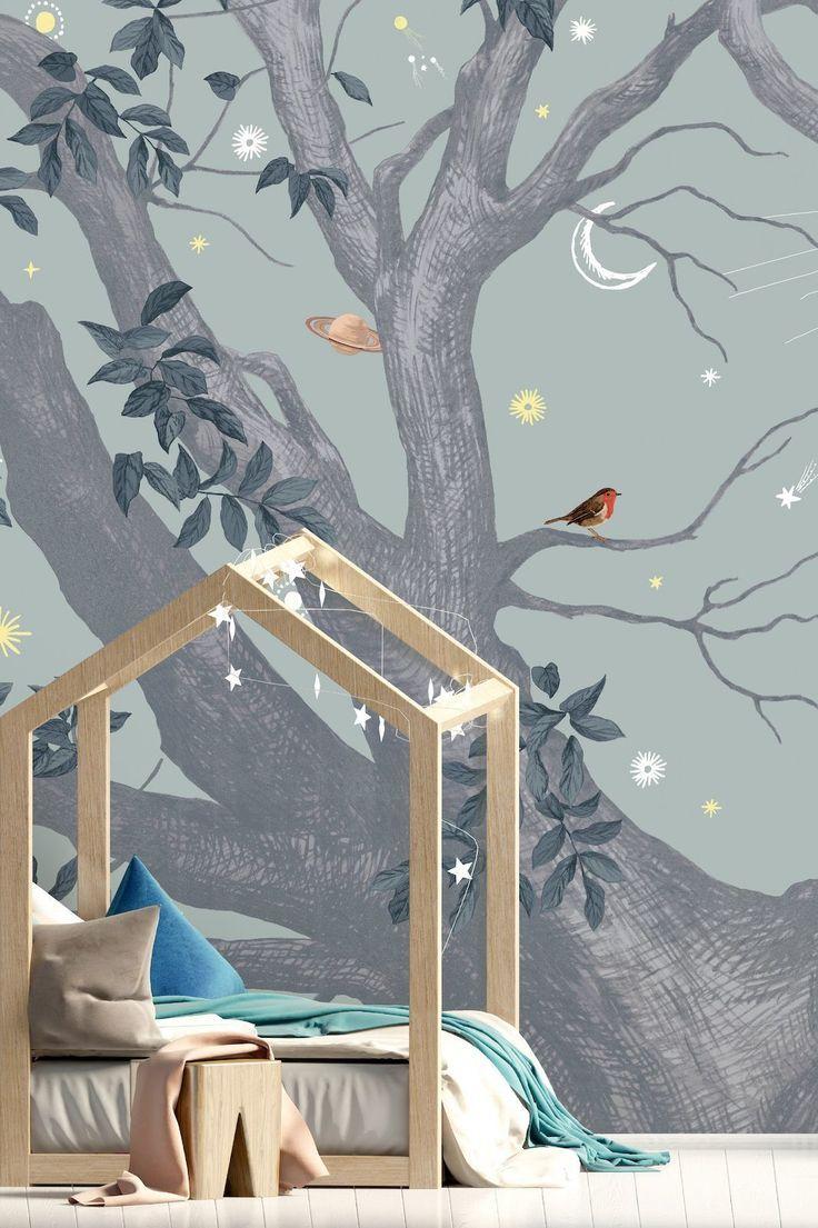 Papier Peint Chambre Enfant Modeles Pour Fille Et Garcon Papier Peint Chambre Enfant Papier Peint Chambre Papier Peint