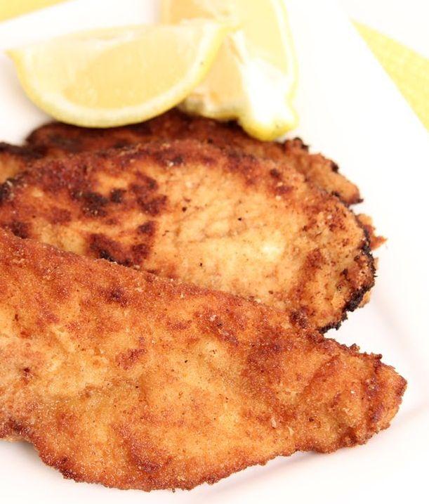 Homemade Chicken Cutlets Recipe – Laura Vitale