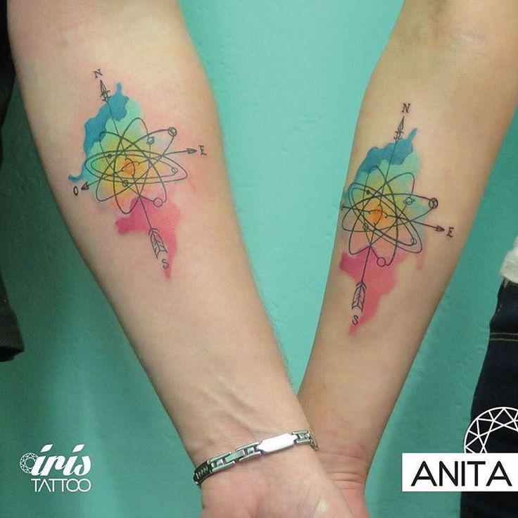 """""""Tattoo by Anita  #iristattoo #tattoo #tatuaje #tattooart #tattooartist…"""