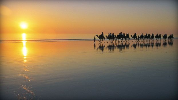 Cable Beach Broome Western Australia
