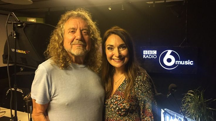 Robert Plant discusses his new album Carry Fire and his performance at BBC 6 Music Live.