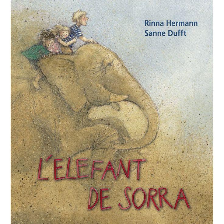 Hermann, Rinna. L'ELEFANT DE SORRA. ING, 2015.